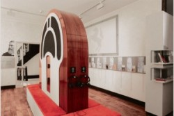 Hörstationen in der Dauerausstellung
