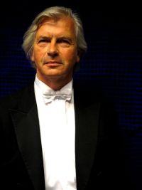 Der Komponist und Dirigent Matthias Bonitz.
