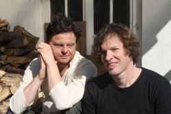 Tom Liwa, Tim Isfort. Foto: Birgit Quentmeier
