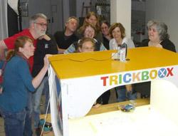 Trickfilme erstellen mit der Trickboxx