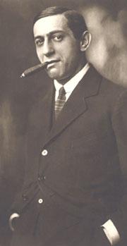 Ernst Lubitsch [rechts]