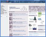 Das Bild zeigt die Startseite Westfälische Geschichte