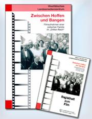 Das Bild zeigt das DVD Cover und das Booklet Zwischen Hoffen und Bangen