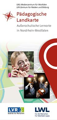 Flyer Pädagogische Landkarte