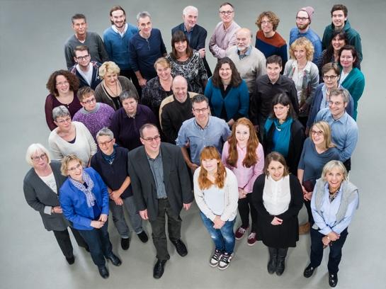 Das Team des LWL-Medienzentrums für Westfalen