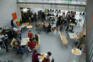Aktionstage an der Löchterschule - hier der Aktionstag für Haiti im Februar 2010