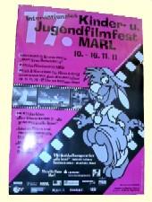 Die Video-AG der Löchterschule hat beim Internationalen Kinder- und Jugendfilmfestival in Marl 2011 teilgenommen