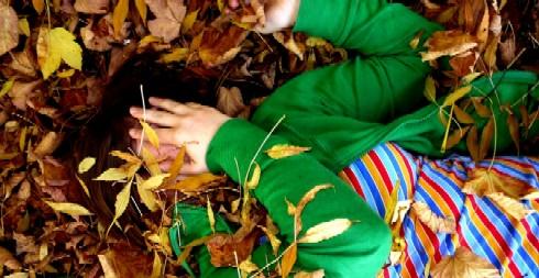 bunte Herbstaktivitäten (Bildquelle: Fiebke / photocase.com)