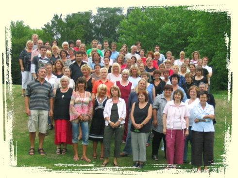 Das Kollegium 2006/2007