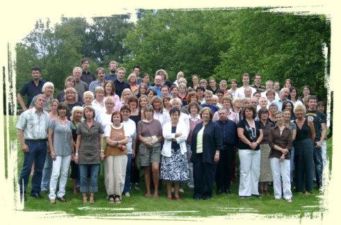 Das Kollegium 2007/2008