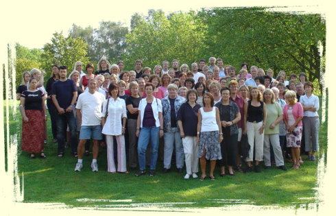 Das Kollegium 2004/2005