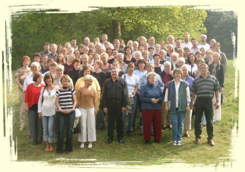 Das Kollegium 2003/2004