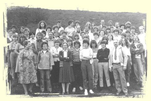 Das Kollegium 1982