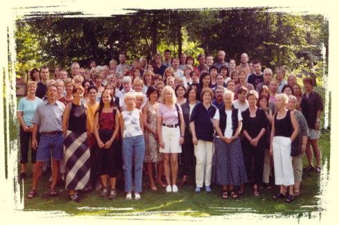 Das Kollegium 2001/2002
