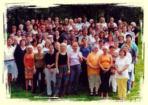 Das Kollegium 2000/2001