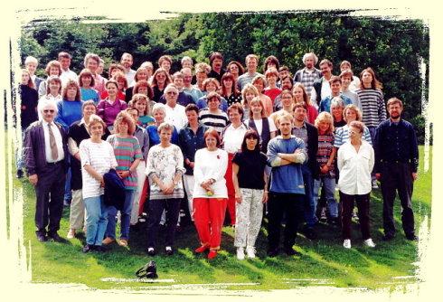 Das Kollegium 1994/1995