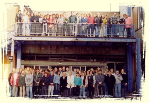 Das Kollegium 1999/2000