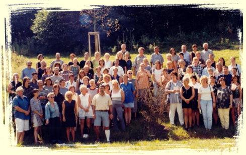 Das Kollegium 1998/1999