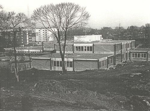 1972 - Umzug in den ersten Neubau
