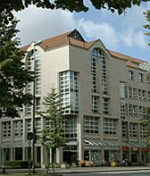 Das Foto zeigt das Gebäude der LWL.IT