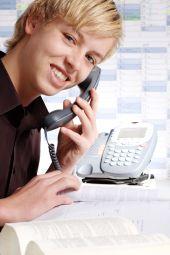 Azubi Bürokauffrau