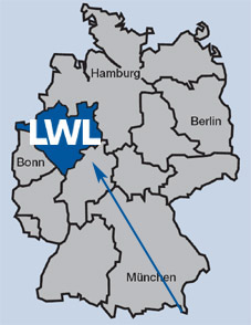 The Region Westphalia-Lippe