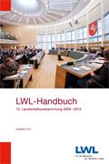 Das Foto zeigt das LWL-Handbuch