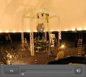 Link zur Infoseite zum Film über den Umbau des Planetariums