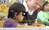 Wenn Sie auf das Bild klicken, gelangen Sie zur Infoseite des Films zur Förderschule Olpe in einer Version mit Untertiteln für Hörgeschädigte