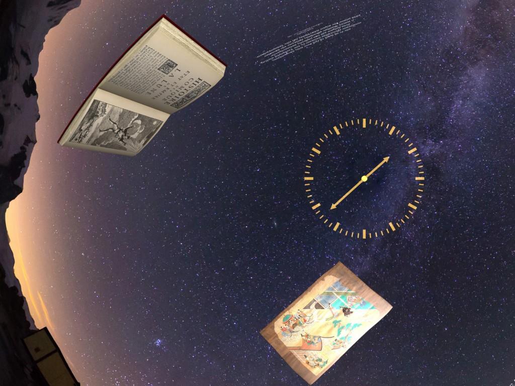 Bilddatei: Dort_draussen_outthere_02_history(C)Planetarium Luzern.jpg