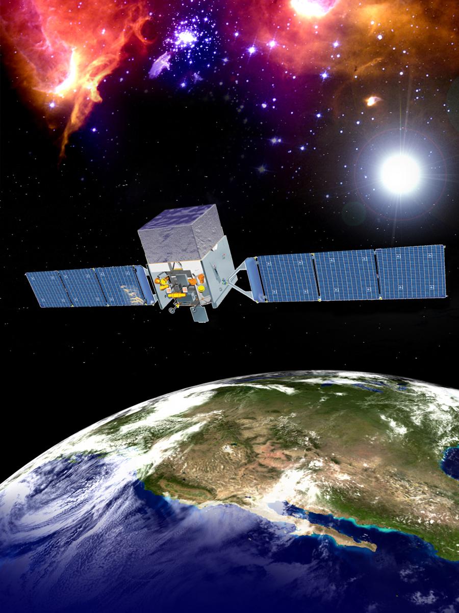 Bilddatei: Fermi(C)NASA.jpg