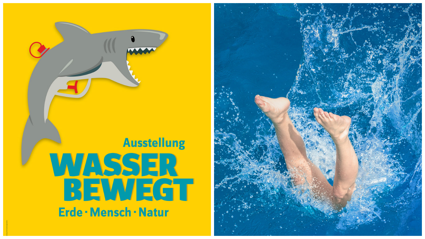 Bilddatei: Wasser bewegt_Verlosung Freikarten_leer(c)LWL, Immel.jpg