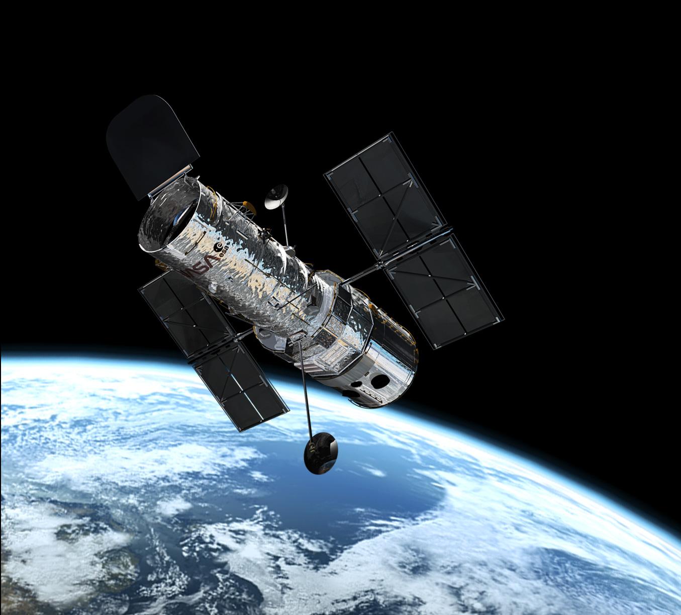 Bilddatei: Hubble(C)ESA.jpg