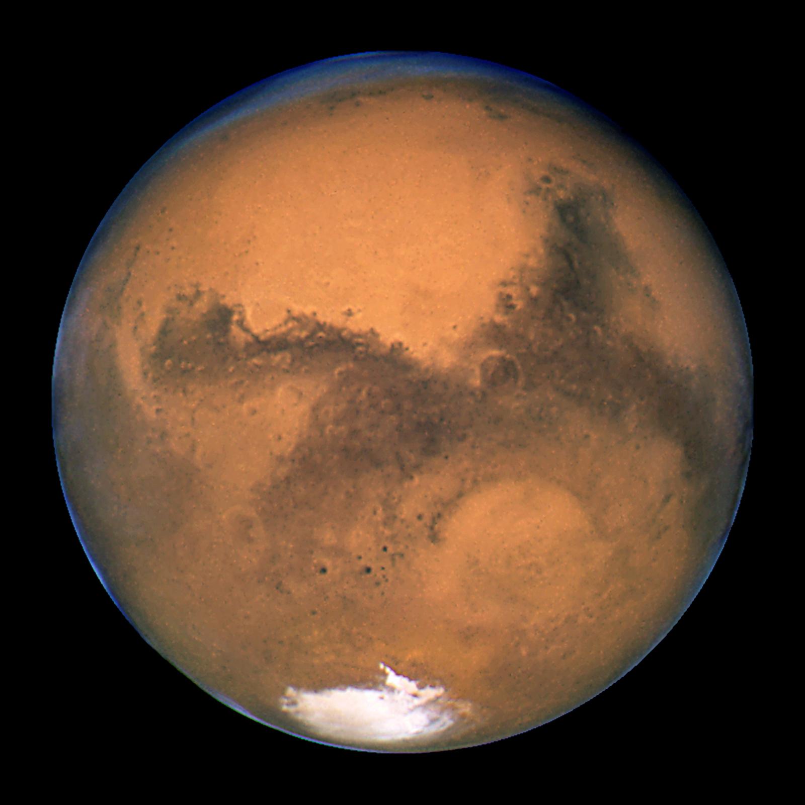 Bilddatei: Mars(C)NASA.jpg
