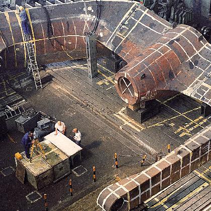 Kämmner_1977_Steven für einen Öltanker.jpg