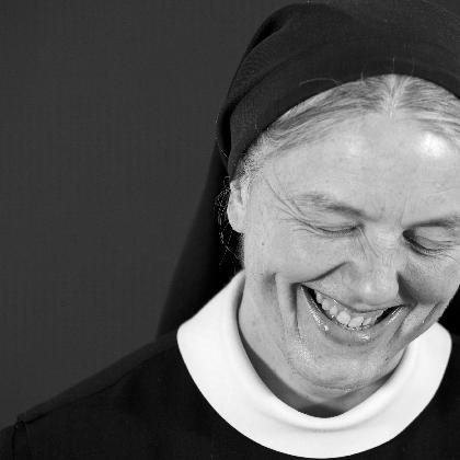 Porträt der Benediktinerin Eva Maria (Foto: Susanne Hanke)