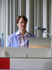 Foto von Richterin am BGH Dr. Ursula Schneider