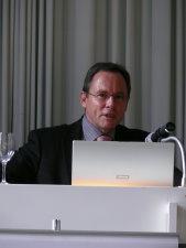 Foto von Ralf Wolf, Ärztlicher Direktor des Zentrums für Soziale Psychiatrie Am Mönchberg, Klinik für Forensische Psychiatrie Hadamar