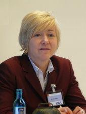 Foto von Monika Welzel, Referatsleiterin für Rechtsangelegenheiten in der LWL-Maßregelvollzugsabteilung Westfalen