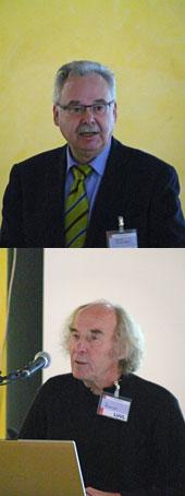 Foto: Prof. Dr. Thomas Feltes (oben), Dr. Michael Alex (unten)