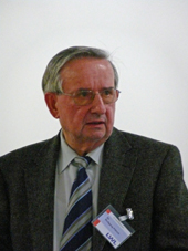 Foto: Landesrat i.R. Dr. Wolfgang Pittrich