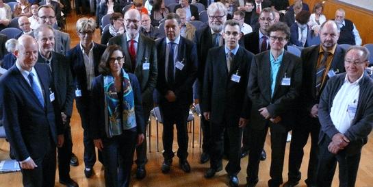 Foto: Die Vortragenden der gemeinsamen Fachtagung im LWL-Zentrum für Forensische Psychiatrie Lippstadt am 25.09.2014