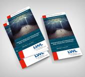 Grafik: mehrere Exemplare des Programmflyers der Fachtagung Maßregelvollzug und Sucht 2013 in Münster