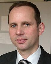 Porträtbild: Axel Schröder-Bergstermann