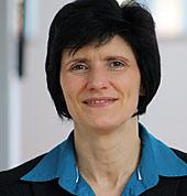 Porträtfoto von Ute Franz