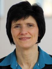 Porträtbild Ute Franz