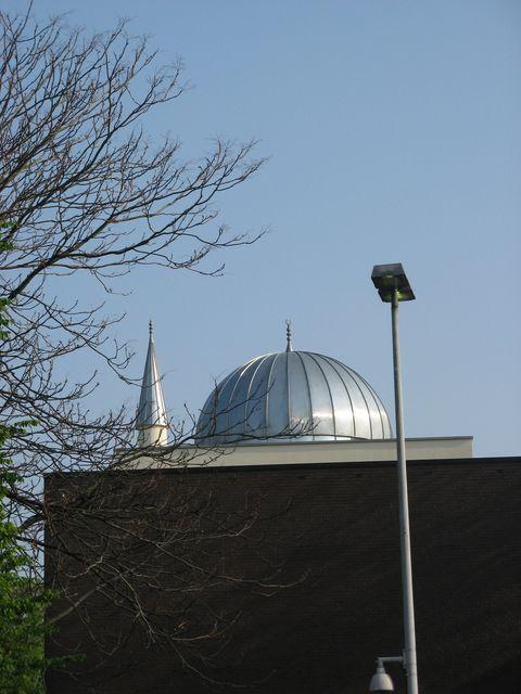 Die Ditib-Moschee in Münster