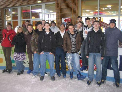 Klassen 10 a und b: Stars on Ice!