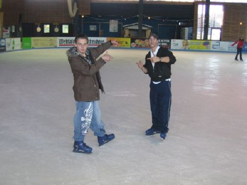 Cool on Ice II