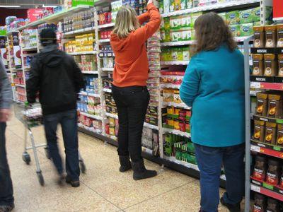 Retail - Arbeit im Einzelhandel beim ASDA Edinburgh